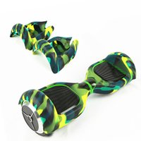 Wholesale Good quality Hoverboard Silicone Case Cover Shell Waterproof Protector for Oxboard quot Wheel Smart Self Balancing Electric Scooter Sleeve