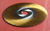 Wholesale of pc HSS W6Mo5Cr4V2 DM05 M2 mm mm HSS saw blades for cutting SS mild steel Faucet copper brass zinc lead