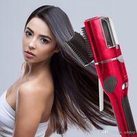 Precio de Recortar las herramientas de corte-Herramienta que labra el pelo eléctrico sin cortar eléctrico del pelo del corte del pelo del condensador de ajuste eléctrico del pelo del envío libre
