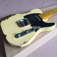 Wholesale New Style handwork RELIC TL electric guitar