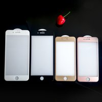 anti mobile phone - For iPhone6 S Plus inch MM Mobile Phone Glass Screen Protector H Explosion proof Glossy Anti Scratch D Tempered glass screen