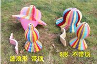 Precio de Escénico viaje-Sombrero plegable mágico de los sombreros de papel DIY del florero 100PCS para las tapas escénicas coloridas de los puntos de los casquillos de papel de los casquillos de papel de las decoraciones del partido