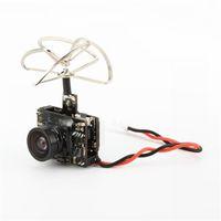 Wholesale 2016 New Arrival Eachine TX03 Super Mini mW mW mW Switchable AIO G CH VTX TVL Cmos FPV Camera