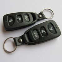 automobile key replacement - Automobiles replacement car key case for hyundai buttons remote key blank shell fob key cover
