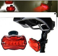bicycle head sets - A brand new Bike Bicycle LED Taillight Modes Cycling Safety Warning Lamp Rear Light Red color