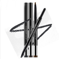 H17 bloom photos - Double Head Multi Purpose Eyebrow Pencil Waterproof Anti Sweat Not Blooming Tuozhuang Difficult Makeup Photo Studio Cosmetic