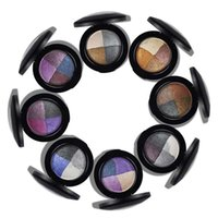 baked eyes - Professional Eye Shadow Palette In Shimmer Metallic Warm Colors Natural Baked Eyeshadow