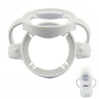 260ml avent bottle handles - infant Grip handle for Avent Natural Wide mouth PP Glass feeding baby bottle Pieces
