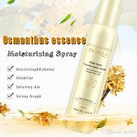Wholesale NEW OSMANTHUS Makeup Water Facial Toner Anti Aging Clean pore Moisturizer spray for Face Care Nourishes Hydrates Skin Care Cosmetics DHL