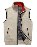 Wholesale Hot Sale Fashion New Vest Men Fashion Outwear Coats Warm Vest Casual Down Vests Brand High Quality Drop