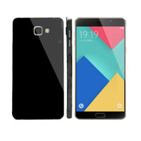 Wholesale Android Goophone A9 G WCDMA Quad Core MTK6580 GB GB GB inch IPS HD MP Camera Dual Sim Card Metal Frame Smartphone