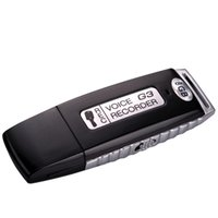 WAV audio ratings - New GB Mini USB Audio Voice Recorder kbps Bit Rate a key recording with U Disk