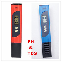 No aquaculture fish tank - PH Test Pen Meter large screen TDS Tester Automatic calibration for Drinking Water Fish Tank Swimming Aquaculture off