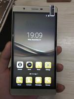 Wholesale Clone phone Huawei Mate MTK quad core phone lte smartphone Ram G Rom G inch goophone