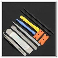 Wholesale High Quality In Mobile Phone Repair Opening Pry Tool Set Spudger Tweezer