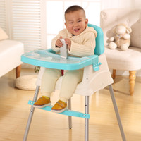Wholesale New Arrival Multifunction Baby Feeding Seat Removable Infant Eating High Chair Adjustable Highchair Portable Dinner Highchairs VT0445