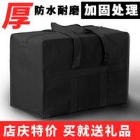 aviation print - Lage Bag Large Capacity Thick Waterproof Oxford Bags Aviation Duffel Bag Huge Snakeskin Nylon Travel Bags Home Using Bags