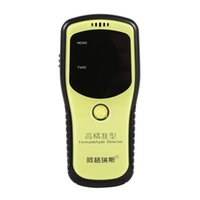 Wholesale Digital Formaldehyde Detector HCHO TVOC Meter Indoor Home Air Quality Tester Analyzer