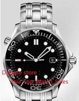 De alta calidad de lujo Co - Axial 212.30.36.20.01.002 Movimiento de Asia bisel de cerámica de acero inoxidable automático Relojes para hombre