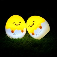 ball brothers - Japan gudetama lazy balls Egg yolk brother mini night light chandeliers furnishing articles and lovely Practical contracted and contemporary