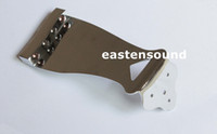 Wholesale New chrome Tailpiece for electric guitar fit strings bass