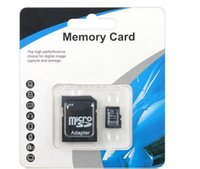 Wholesale 100 Real Capacity Stable Memory Cards GB GB GB Class TF Micro SD Card With Adapter SDXC SDHC Tested H2testw