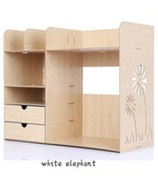 fashion unique simple style multi color cubbyhole,multifunctional storage  box bookcase do-it-yourself wooden fashion creative file rack