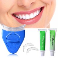 Cheap Dental Tooth Teeth Cleaner Whitening Whitener System Whitelight Kit Set High quality Tooth Bleaching Free DHL XL-M115