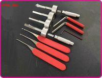 safe deposit box - Hot Safe deposit box open tool lock pick tool for Safe deposit box locksmith tools