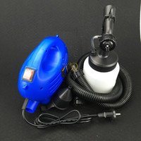 Wholesale 2017 hot selling eco spray gun DIYpaint zoom platinum electric paint gun sprayer for house painting jobs