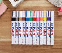 Wholesale Graffiti Color paint pen color paint furniture graffiti pen paint signs stationery Marker pen