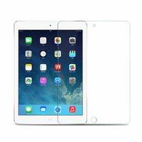 Wholesale Screen Protectors for Ipad Tempered Glass H mm Anti UV Coat High Transparency Screen Protectors for Apple