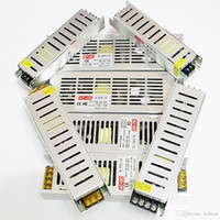 Wholesale Power Supply V A A A A A LED Driver AC V To DC V Switching Transformer Adapter For LED Strip