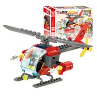 aircraft construction - Children Educational Toy set DIY Building Blocks Aircraft Construction Bricks Educational Puzzle Toy Gifts