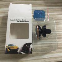 Wholesale Ratation Magnetic Attraction Car Holder For Smart Mobile Phone Holder Universal Portable Phone Holder For Car