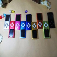 Wholesale hot inch th GEN mp3 mp4 player built in gb gb memory WITH FM radio ebooker games colors with accessories