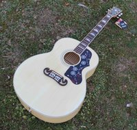 Wholesale N Acoustic guitars acoustic electric guitar Real photos showing immediately shipping