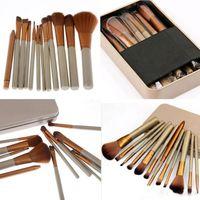 Wholesale Professional Makeup Brush Naked set Original Makeup Brushes Kit For Eye Shadow Brushes Blush Brush XL M112