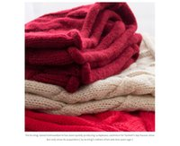 Wholesale Korean twist collar female head winter collar knitting turtleneck collar female birthday gift warm warm winter thickening widened