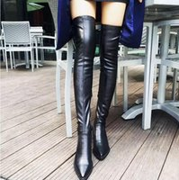 beautiful muscle women - 2017 winter new fashion elastic paint boots pretty beautiful woman comfortable boots boots warm shoes