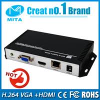 Wholesale H HDMI VGA Audio HD Video Audio Decoder