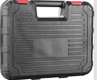 Wholesale DHL SEND set Waterproof Tool Case with Removable Pallets ABS Plastic for home tool packing factory price