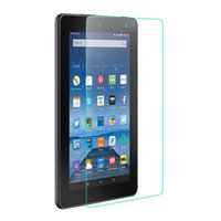 amazon hd quality - Top Quality Tempered Glass Screen Protector Flim For Amazon Kindle Fire HD Tablet July