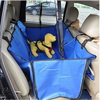 Wholesale Special Hot sale Waterproof car seat cover for pets dog seat cover different colors supply