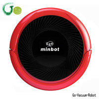 Wholesale Pink color mini floor Vacuum cleaner robot portable cleaning devices quiet Mop Robot Vacuum Cleaner one start button clean hoover