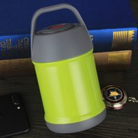 Wholesale In the latest version of super long insulation small capacity leisure outdoor vacuum heat preservation pot of hot water
