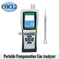 Commerce de gros- COCL2 Portable Analyseur de gaz Détecteur professionnel Contrôleur de capteur de détection de gaz