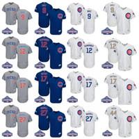 Cheap Baseball Chicago Cubs Jersey Best Men Short Javier Baez Jersey
