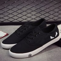 b cure - The spring and autumn Korean new men s canvas students casual shoes three times curing