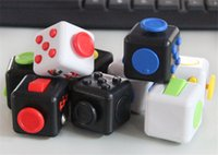 Wholesale 30pcs Fidget cube New Popular Decompression Toy Fidget cube the world s first American decompression anxiety Toys In stock